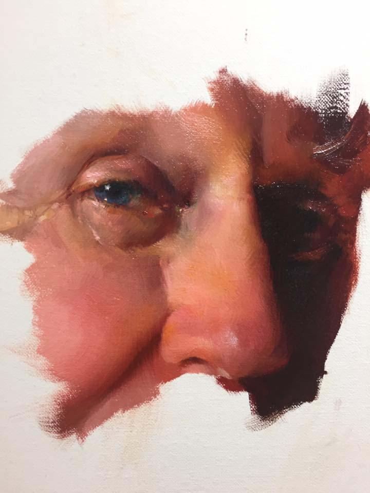 Art Students League of Denver | Portraiture Starting Methods